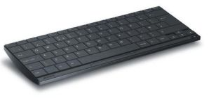Sony Wireless Keyboard - angled view