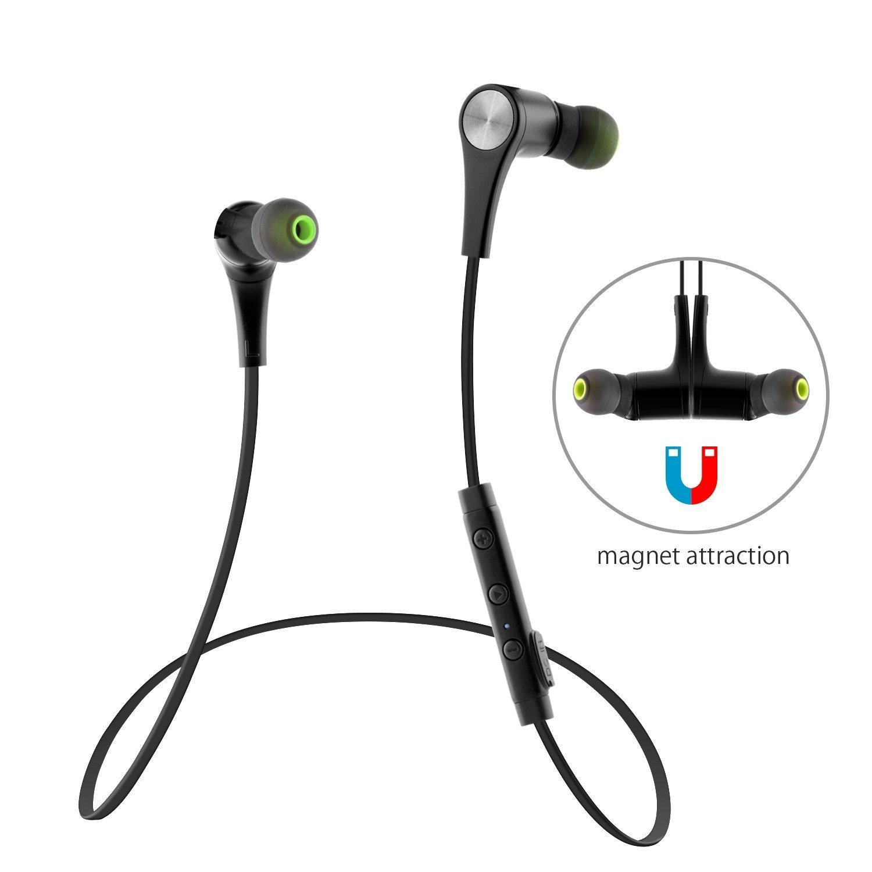 Bluetooth earphones soundpeats q12 - bluetooth earphones sweatproof